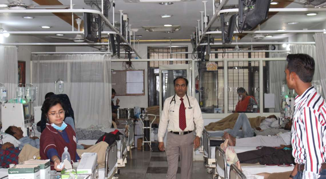 Best Dialysis Center in Delhi | Nephrologist, and Kidney Specialist